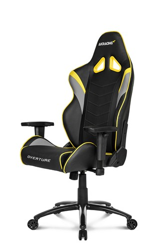Cadeira Gaming AKRacing Overture Yellow 10523-1
