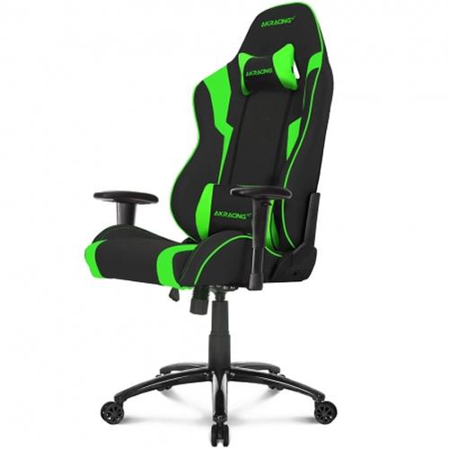 Cadeira Gaming AKRacing Wolf Green 10251-9