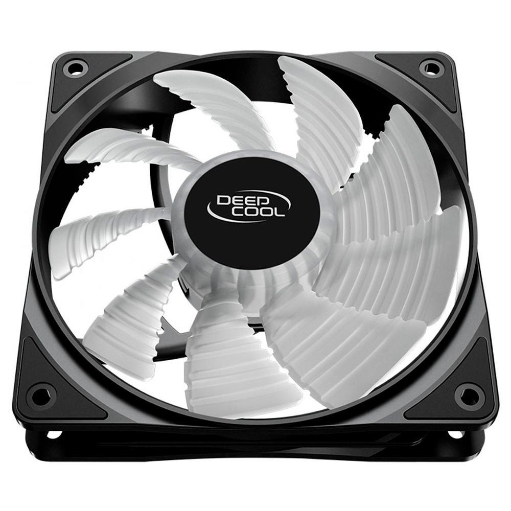 CASE FAN 120MM RF120 FS LRJ RSA AZL DP-FLED3-RF120-FS DEEPCOOL