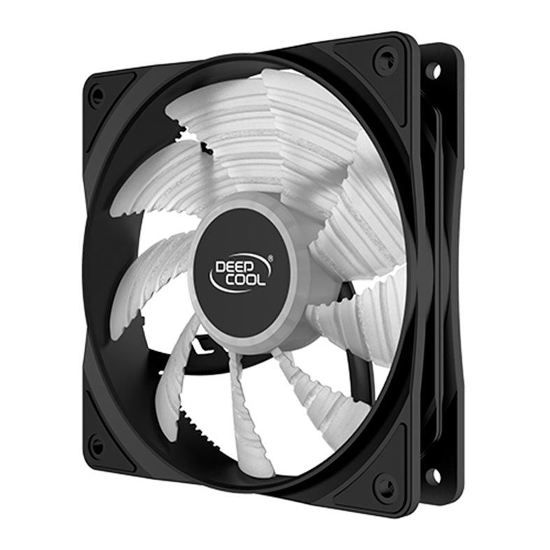 CASE FAN 120MM RF120 VRM DP-FLED-RF120-RD DEEPCOOL