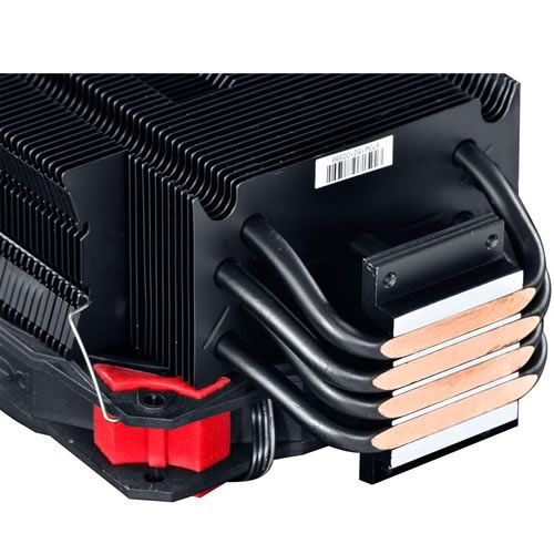 Cooler CPU PcYes Zero K Z4 ACZK4120 24044