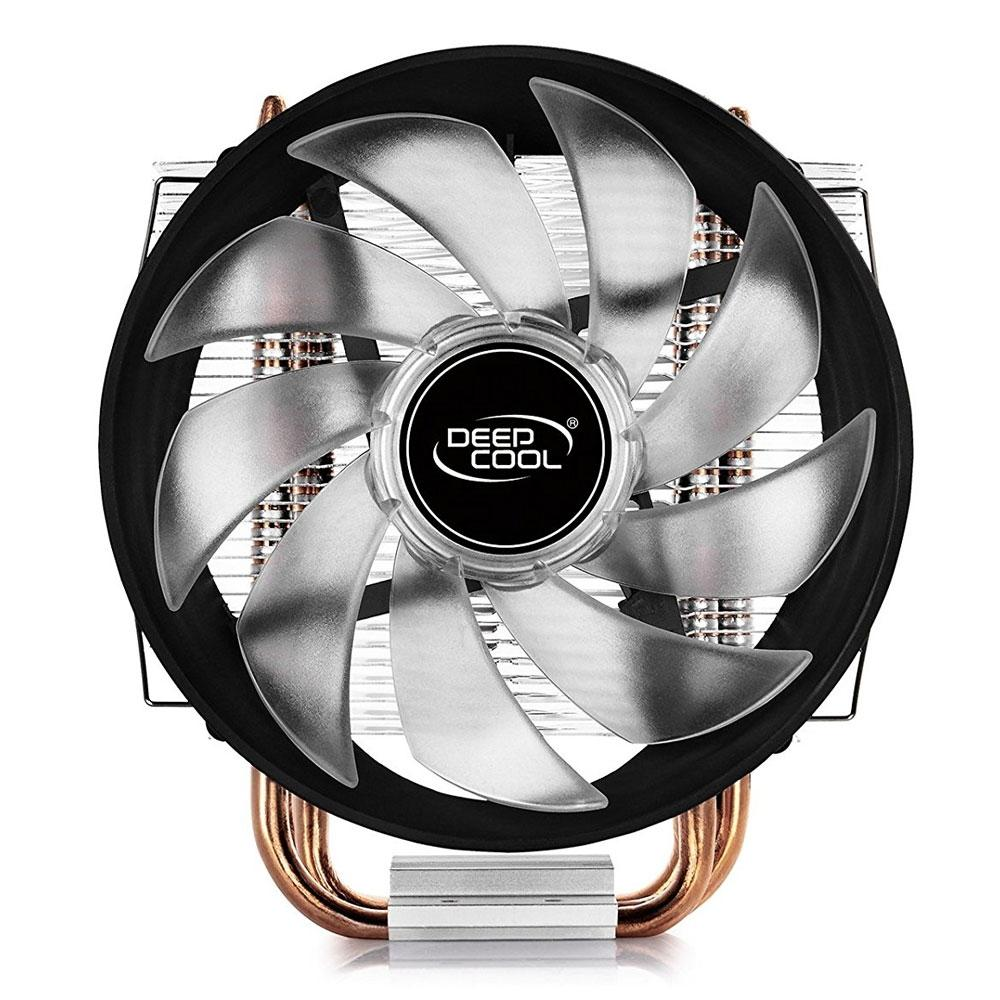 COOLER CPU GAMMAXX 300R DP-MCH3-GMX300RD DEEPCOOL