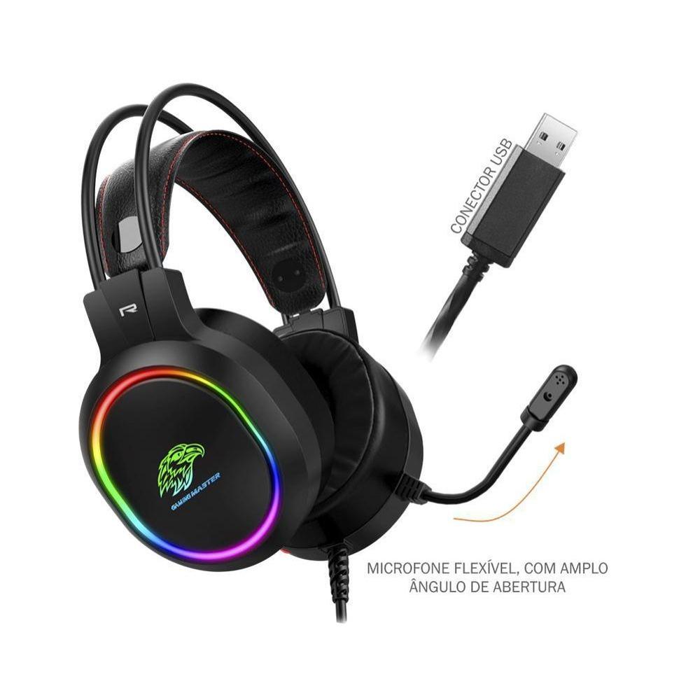 HEADSET AR43 7.1CH RGB PTO K-MEX