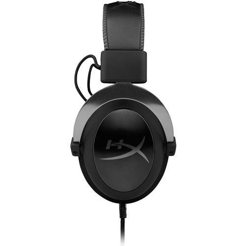 Headset Gamer HyperX Cloud II 7.1 Preto KHX-HSCP-GM