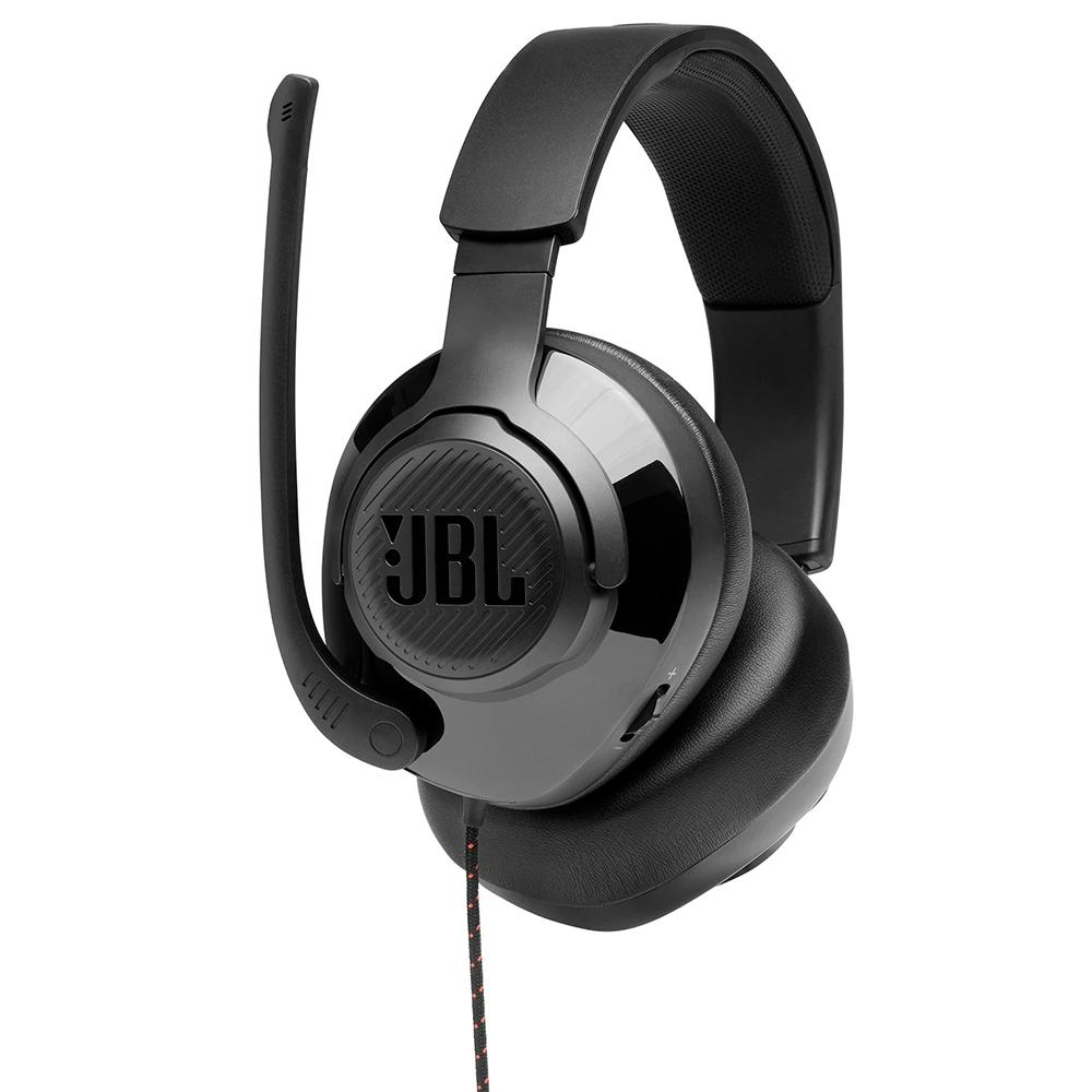 Headset Gamer JBL Quantum 300 USB 7.1CH JBLQUANTUM300BLK