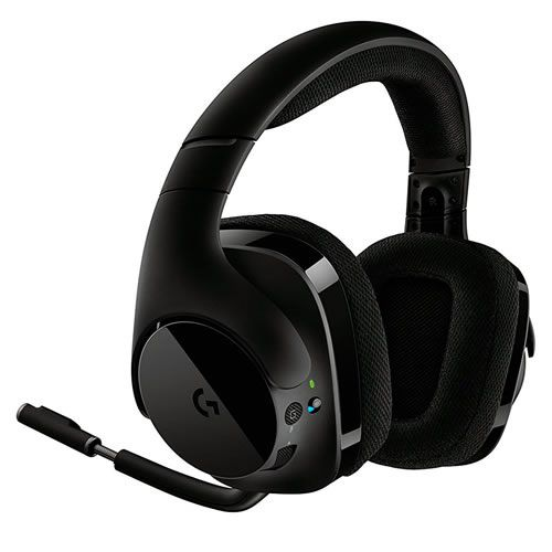 Headset Gamer Logitech G533 7.1 Wireless
