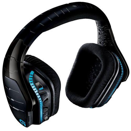 Headset Gamer Logitech G933 7.1 Wireless