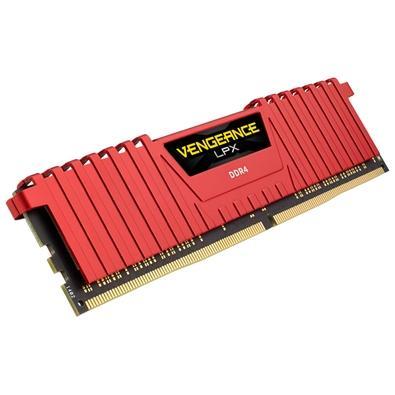 Memória Corsair Vengeance LPX DDR4 2666MHz 8GB CMK16GX4M2A2666C16R