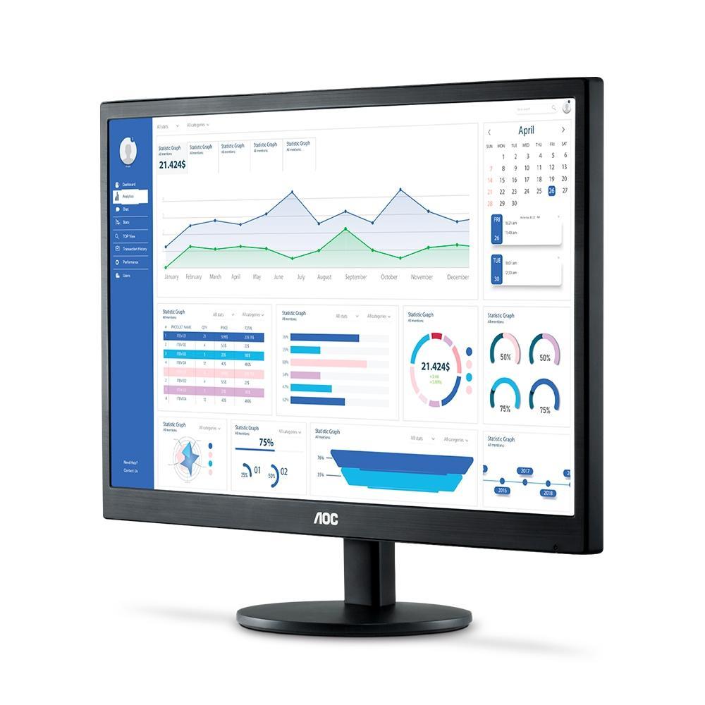 Monitor Aoc Led 21.5P E2270SWHEN