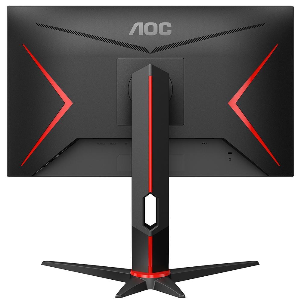 Monitor Gamer Aoc Led 24P Full HD IPS 144Hz 1Ms DP 24G2/BK