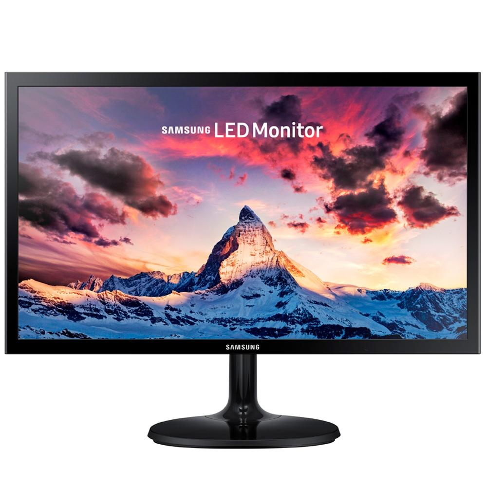 Monitor Samsung LED 21.5P SF350 LS22F350FHLMZD FULL HD HDMI