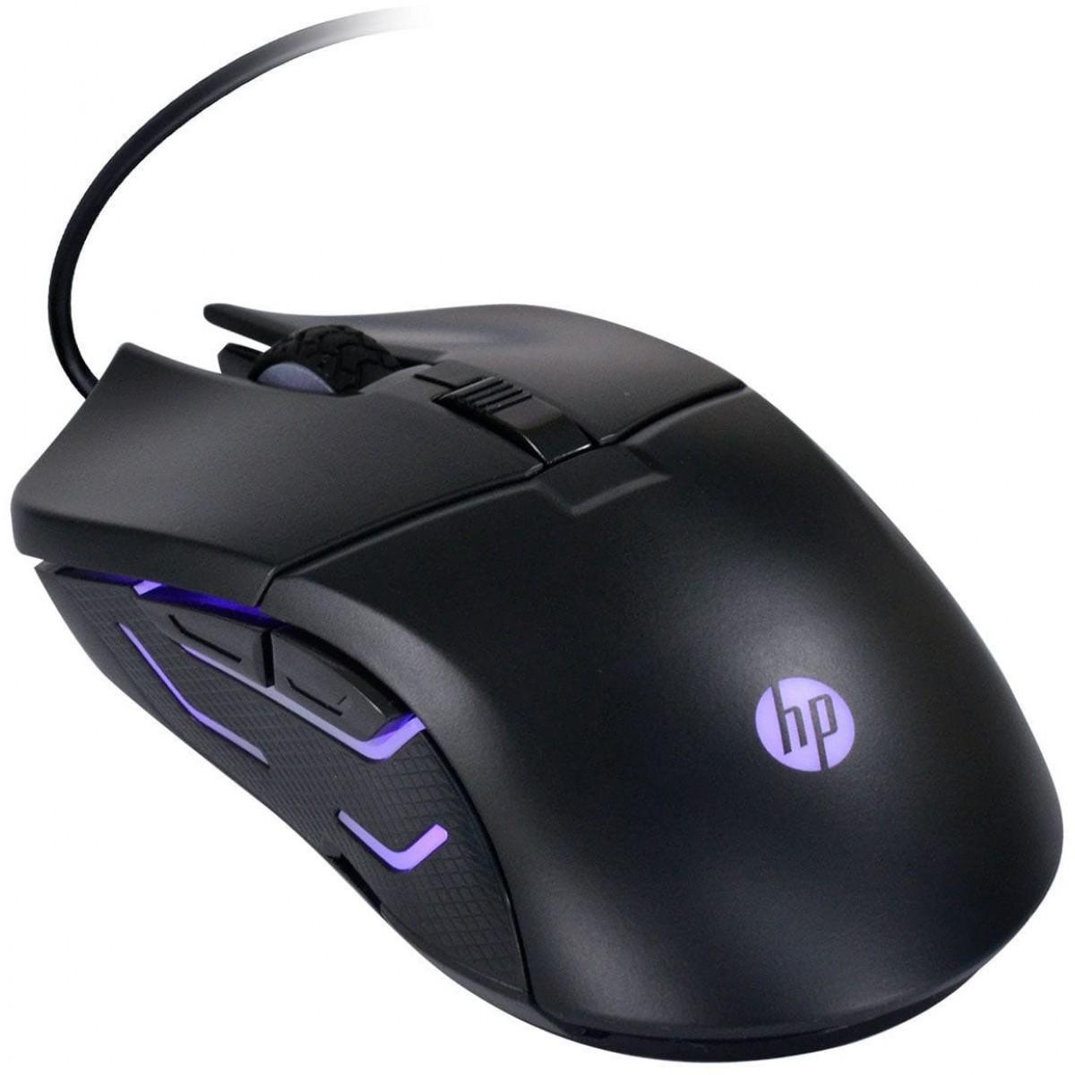 Mouse Gamer HP G260