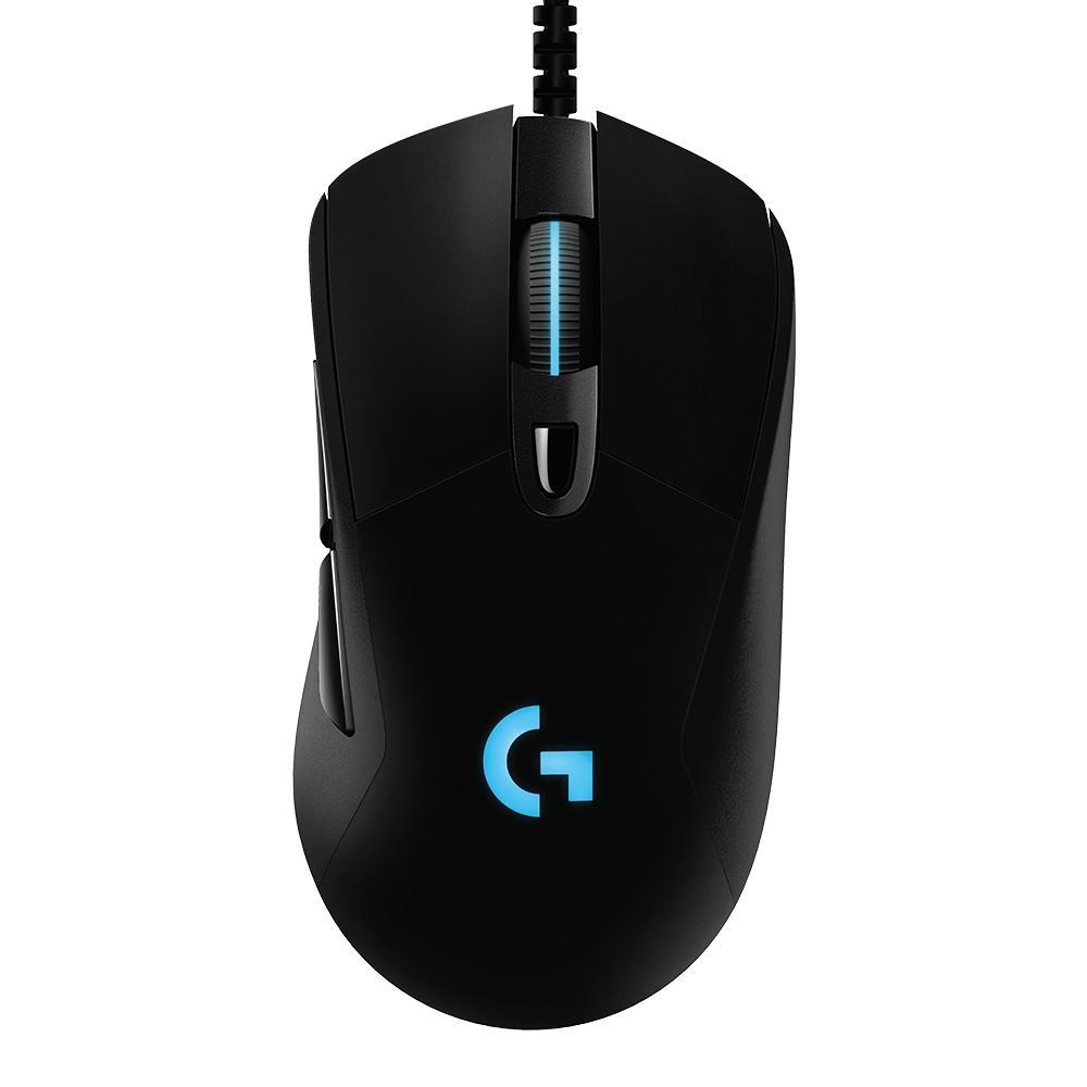 MOUSE GAMER G403 HERO RGB 16K DPI 910-005631 LOGITECH