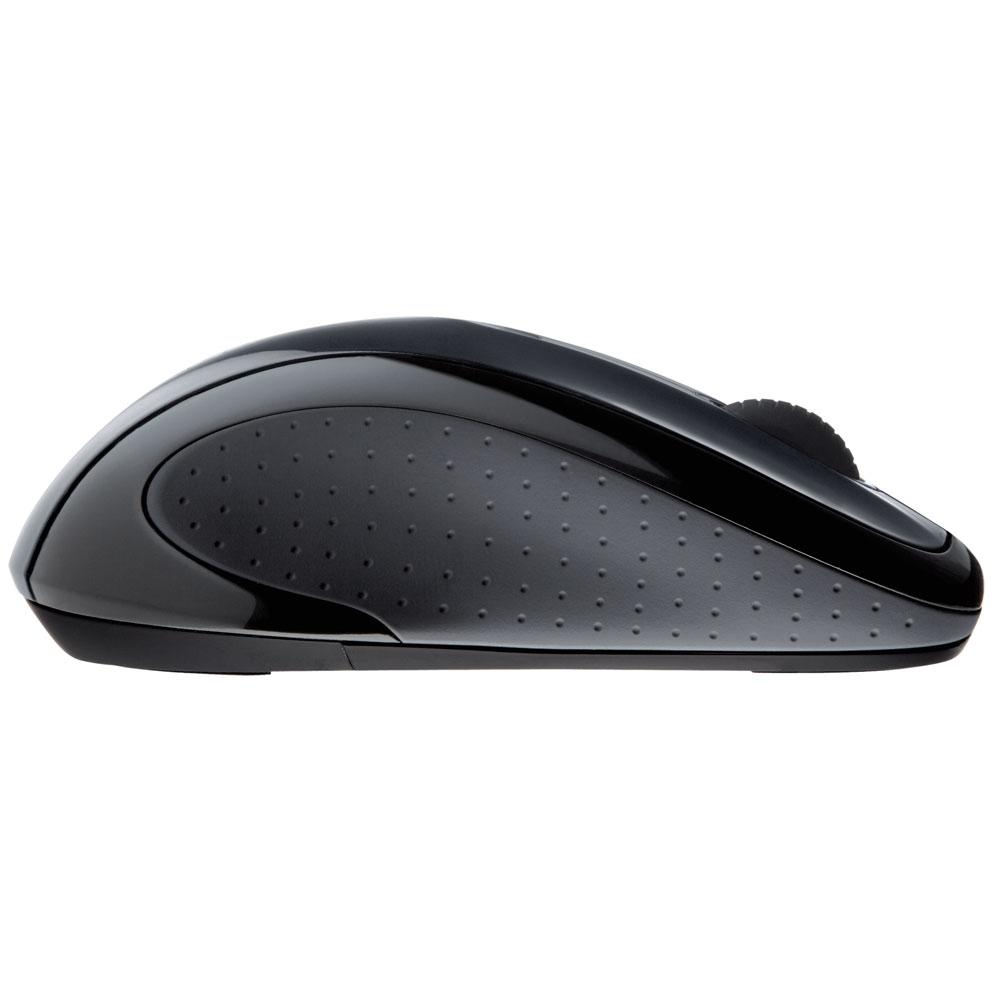 Mouse Logitech M510 Sem Fio Preto 910-001822