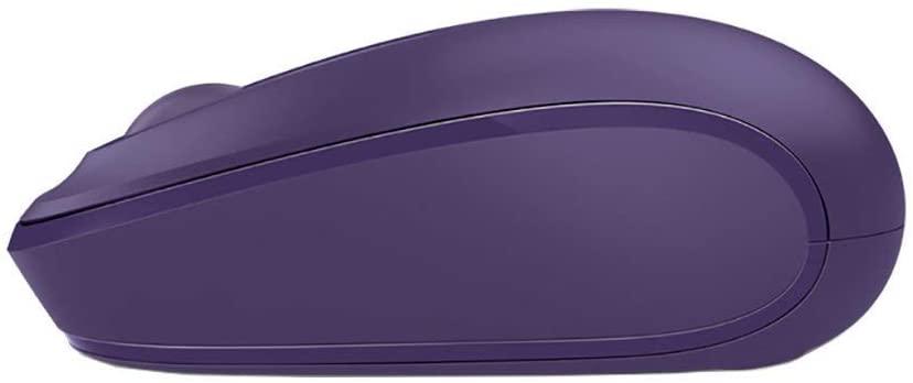 Mouse Microsoft 1850 Sem Fio Roxo U7Z-00048