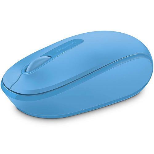 Mouse Óptico Microsoft 1850 Wireless Azul Turequesa U7Z-00055