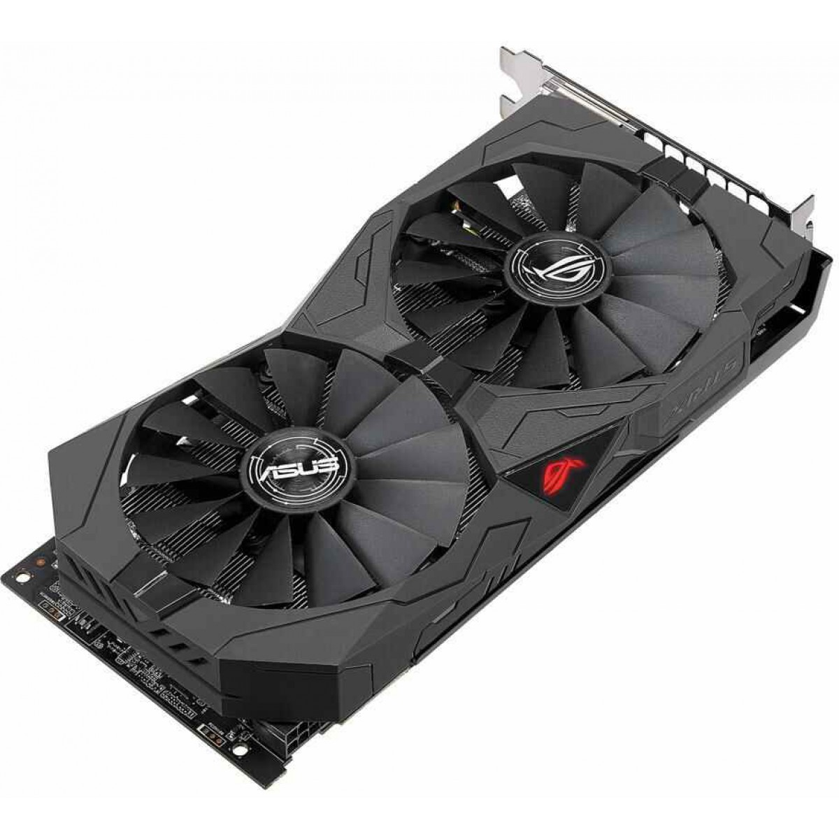Placa de Video Asus RX 570 Rog Strix 8GB 90YV0AJ8-M0NA00