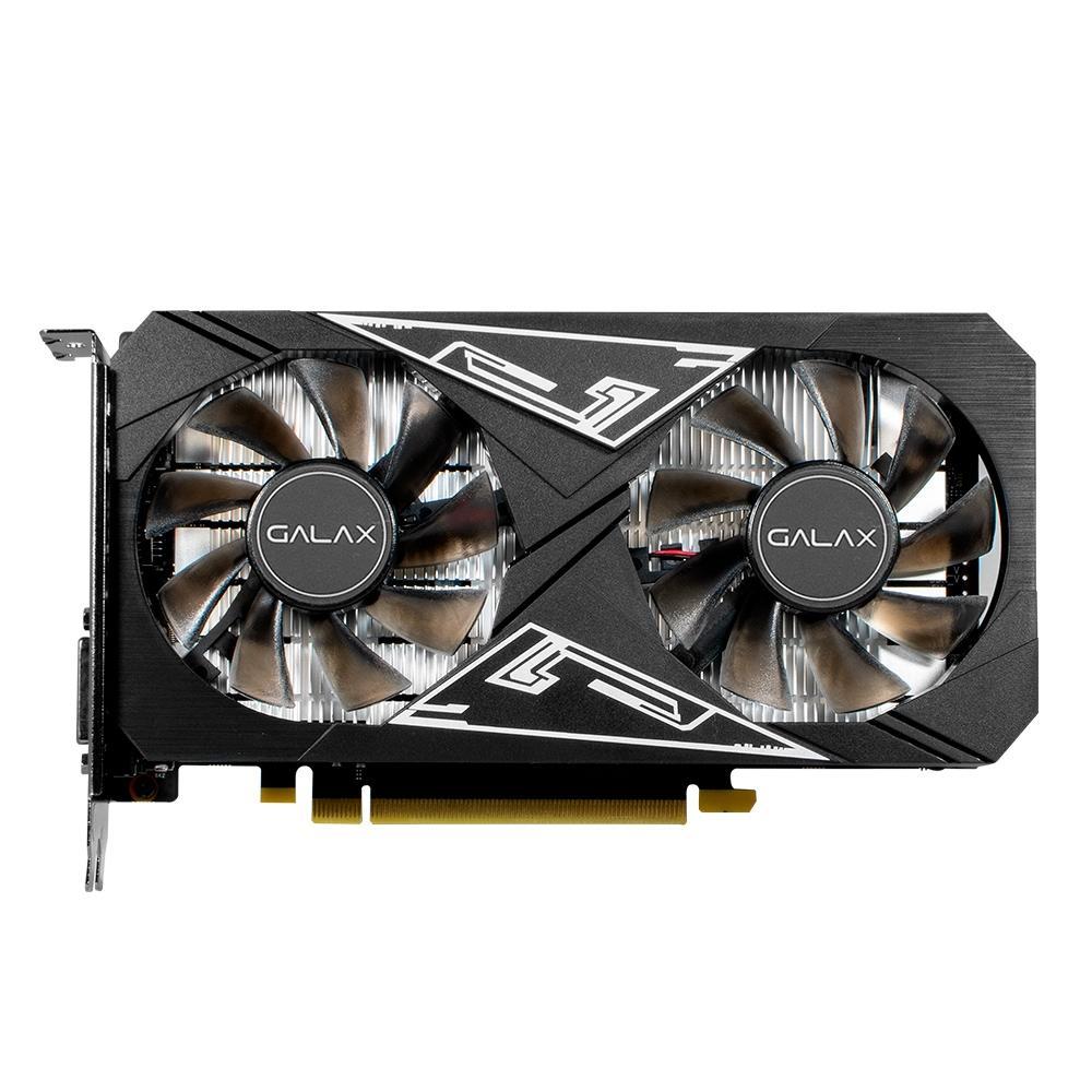 Placa de Video Galax NVIDIA GTX 1650 Ex Plus (1-Click OC)4GB 65SQL8DS93E1