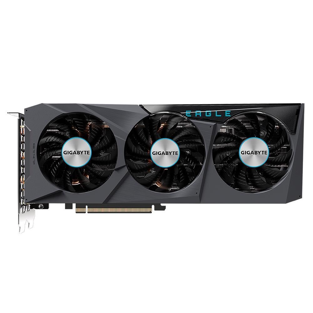 Placa de Video Gigabyte NVIDIA RTX 3070 Eagle OC 8GB GV-N3070EAGLE OC-8GD