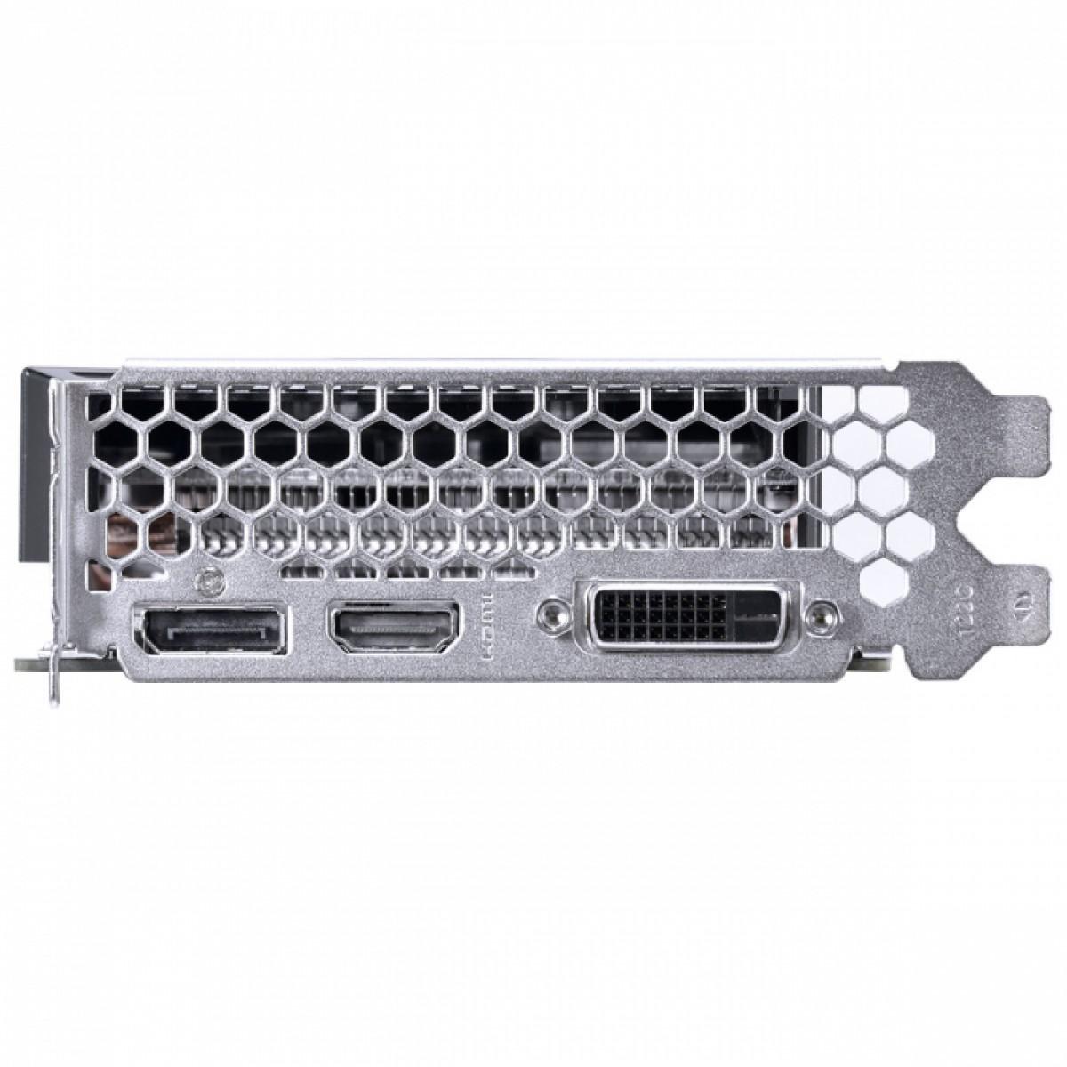 PLACA DE VIDEO NVIDIA RTX 2060 OC DUAL FAN GRAFFITI 6GB GDDR6 PPGF2060DR6192 PCYES