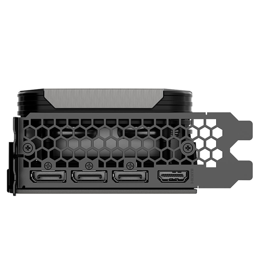 Placa de Video PNY NVIDIA RTX 3070 Xlr8 Gaming Revel Epic-X RGB Triple Fan Edition 8GB VCG30708TFXPPB