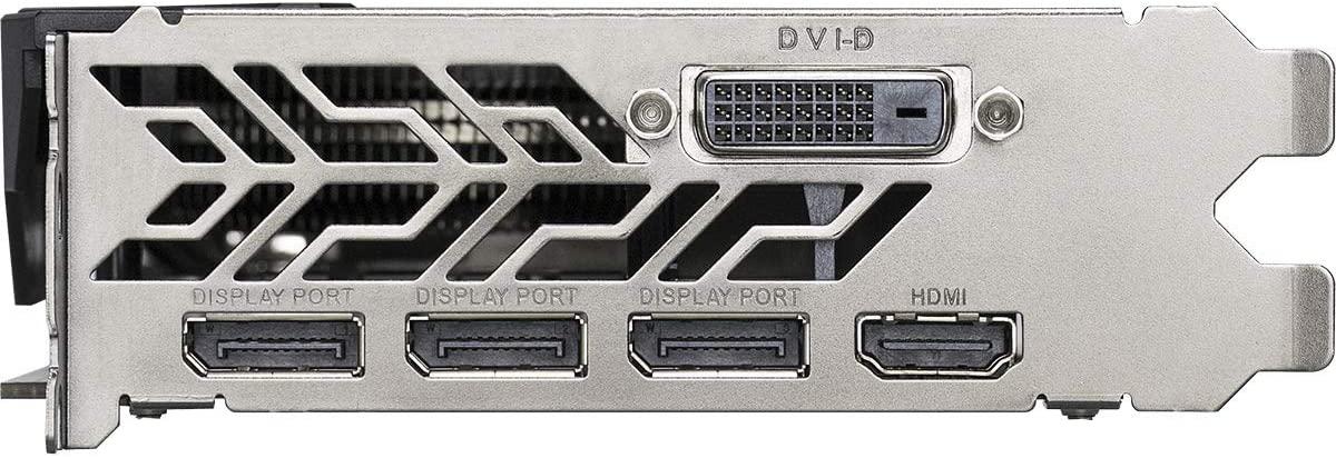 PLACA DE VIDEO RADEON RX 570 PHANTOM GAMING 4GB GDDR5 90-GA0K10-00UANF ASROCK