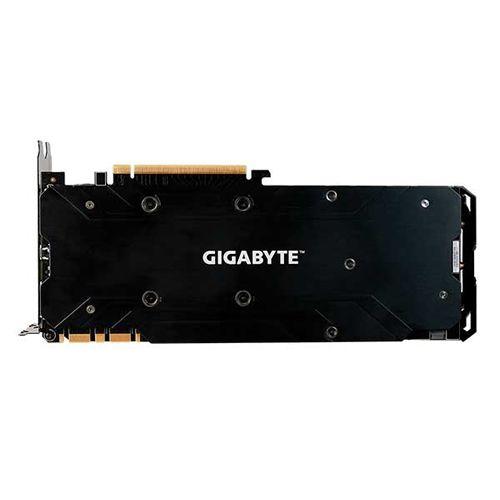 Placa de vídeo VGA GigaByte GTX 1080 8GB GDDR5X 256Bits GV-N1080D5X-8GD