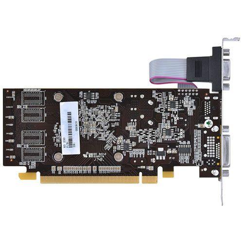 Placa de vídeo VGA PCYES Radeon R5 230 1GB DDR3 64Bits PTYT230R56401D3