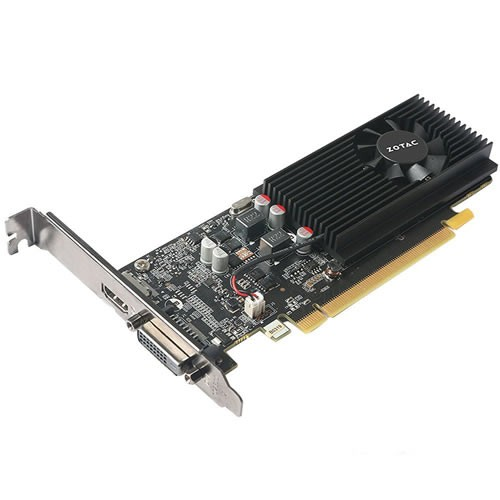 Placa de vídeo VGA Zotac GT 1030 2GB GDDR5 64Bits ZT-P10300A-10L