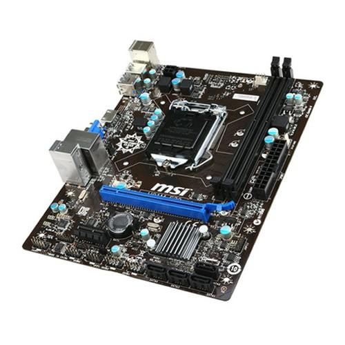 Placa Mãe 1150 Intel MSI H81M-E33 DDR3