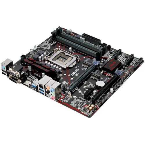 Placa Mãe 1151 Intel Asus Prime B250M-PLUS DDR4 90MB0SI0-M0EAY0