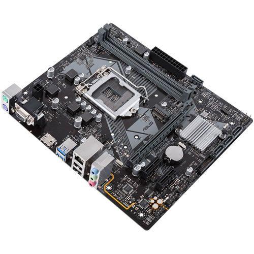 Placa Mãe 1151 Intel Asus PRIME H310M-E/BR DDR4 90MB0Y30-C1BAY0
