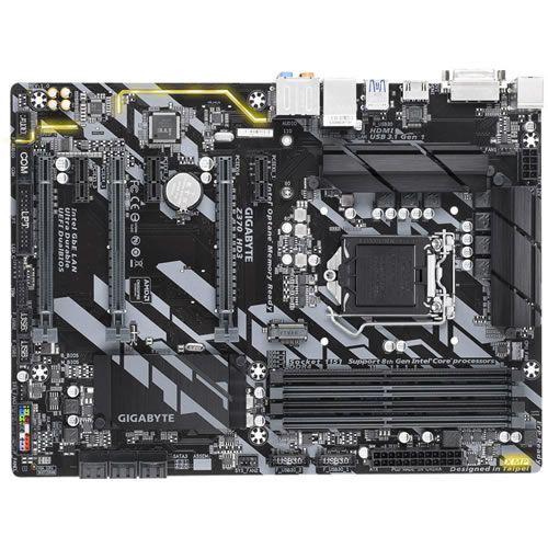Placa Mãe 1151 Intel GigaByte Z370 HD3 DDR4