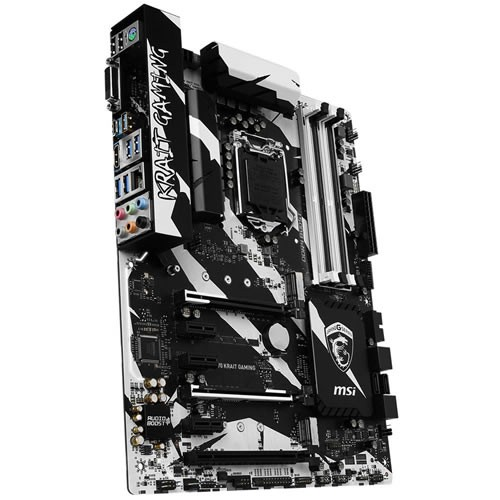 Placa Mãe 1151 Intel MSI Z270 Krait Gaming DDR4
