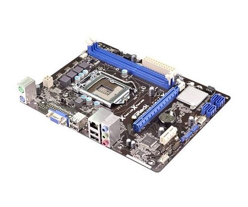 Placa Mãe 1155 Intel ASRock H61M-HG4 DDR3 90-MXGR70-A0BAYZ