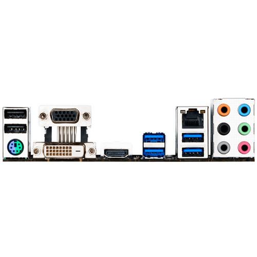 Placa Mãe 1151 Intel GigaByte H170M-D3H DDR4 GA-H170M-D3H