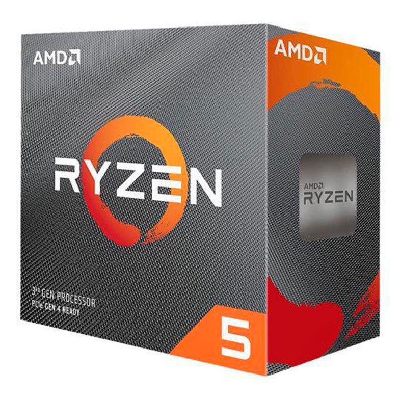 PROCESSADOR AM4 RYZEN 5 3600 3.6@4.2GHZ 32MB 6/12 100-100000031BOX AMD