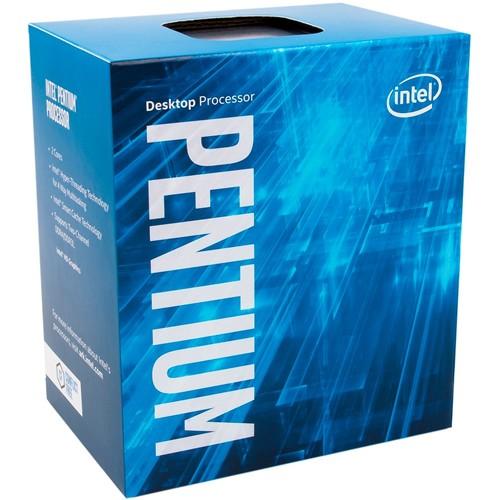 Processador Intel Pentium G4560 3.5Ghz 3MB Kaby Lake LGA 1151 BX80677G4560