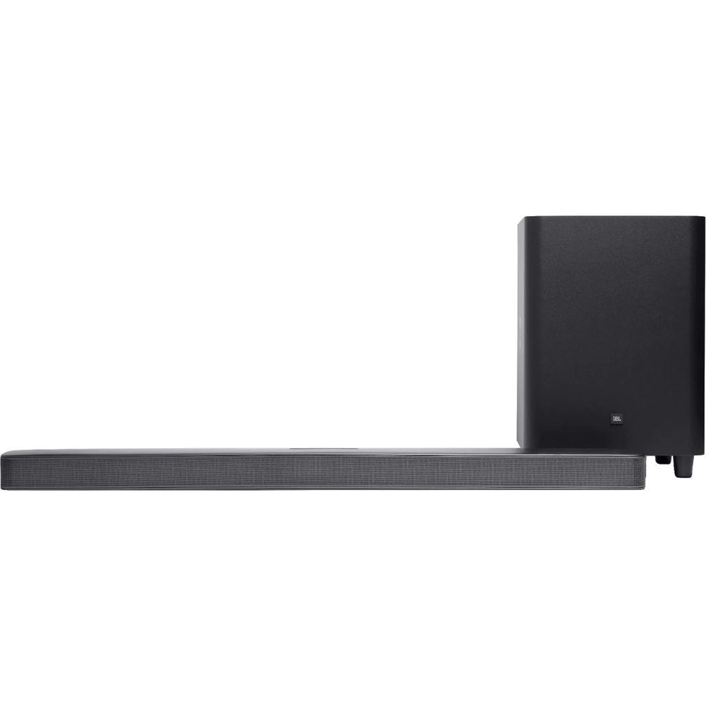 Soundbar JBL Bar 5.1 Surround Bluetooth USB JBLBAR51IMBLKBR