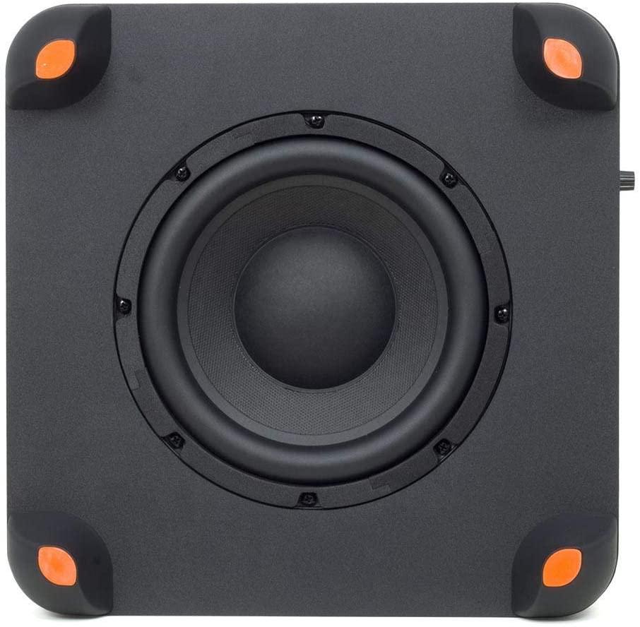 Soundbar JBL Cinema SB450 4K UltraHD Bluetooth HDMI ARC Subwoofer Wireless Bivolt