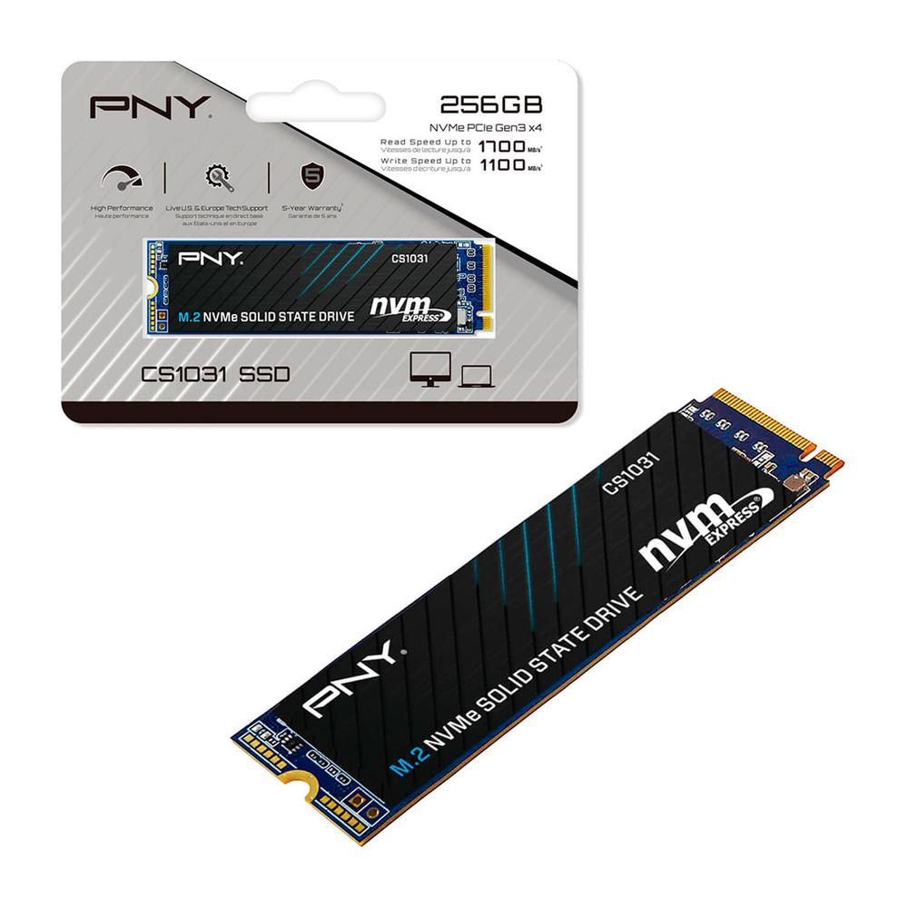 SSD M.2 NVME 256GB CS1031 M280CS1031-256-CL PNY