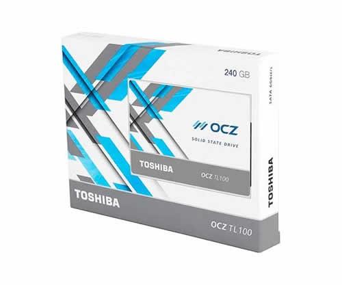 SSD Toshiba OCZ TL100 2.5'' 240GB SATA III TL100-25SAT3-240G