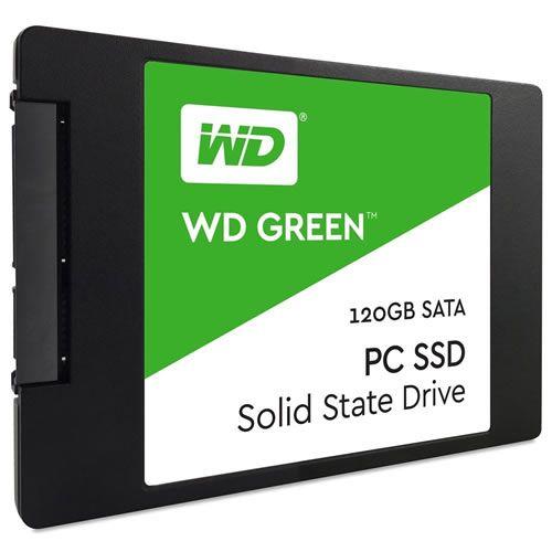 SSD WD Green 2.5'' 120GB SATA III WDS120G1G0A