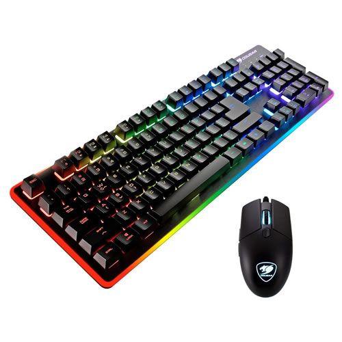Mouse e Teclado Gamer Cougar Deathfire EX RGB CGR-WXNMB-DF2