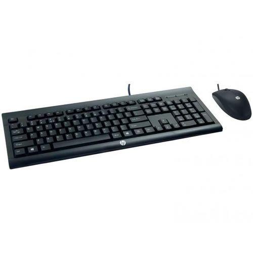 Mouse e Teclado HP C2500 USB