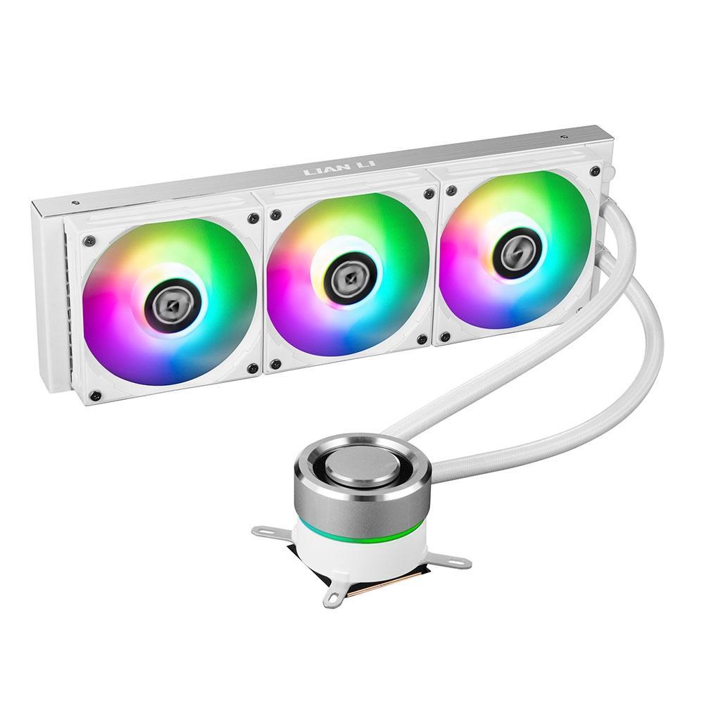 WATER COOLER 360MM GALAHAD BCO RGB GA-360A WHITE LIAN LI