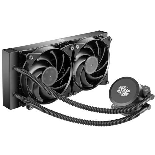 Water Cooler CoolerMaster Masterliquid Lite 240 240MM MLW-D24M-A20PW-R1