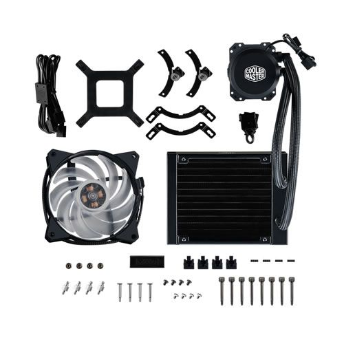 Water Cooler CoolerMaster Masterliquid ML120L RGB 120MM MLW-D12M-A20PC-R1
