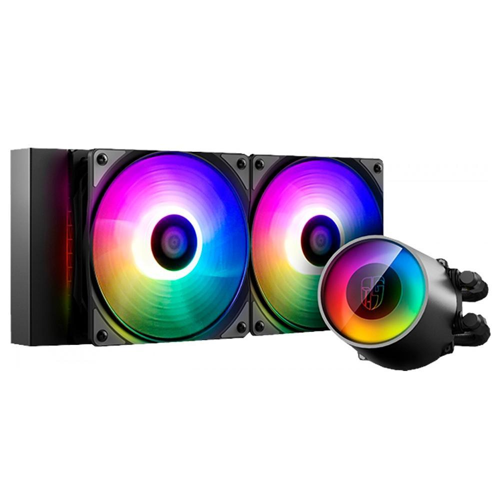 Water Cooler Deepcool Castle 240 RGB DP-GS-H12AR-CSL240V2