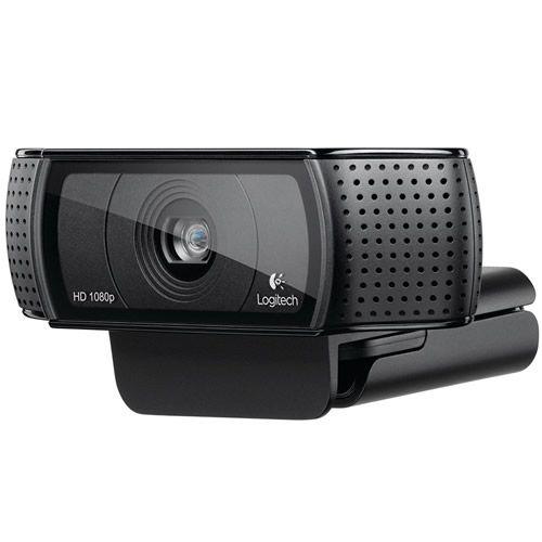 WebCam Logitech C920 HD Pro Full HD 1080p